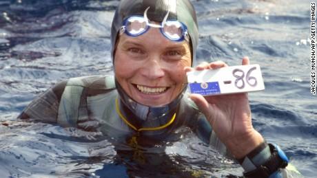freediving, diving, world champion