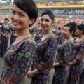 SG 50 - flight attendants