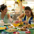 SG 50 - food lovers