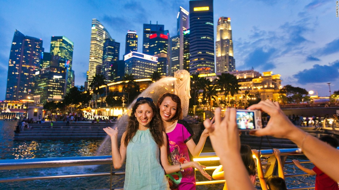 What other place would even think of making a bizarre hybrid of a lion and fish its international ambassador? No wonder the water-spewing Merlion is the stuff of selfie legend.