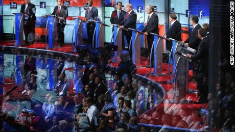 GOP debate rules amended