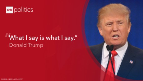 Top quotes from the Republican debate