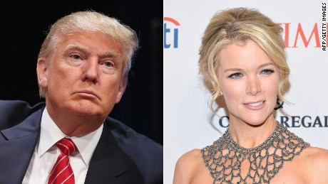 A timeline of Donald Trump vs. Megyn Kelly