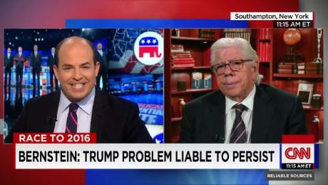 exp RS 0809 Carl Bernstein on medias Trump Problem_00050626.jpg