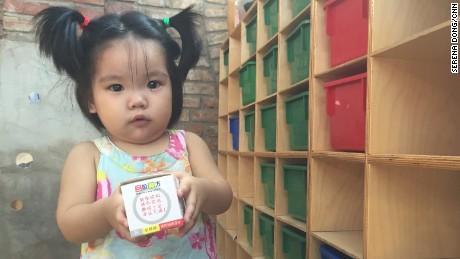 China's abandoned children