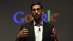 Google CEO made nearly $200 million