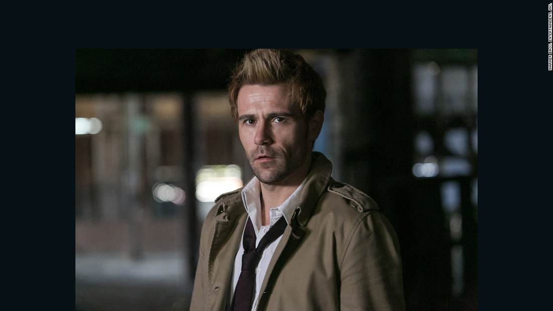 "Despite a devoted fan base and a big social media movement to save the show, NBC canceled the comic book adaptation ""Constantine"" after 13 episodes in May. But star Matt Ryan reprised the character of John Constantine on the CW series ""Arrow."""