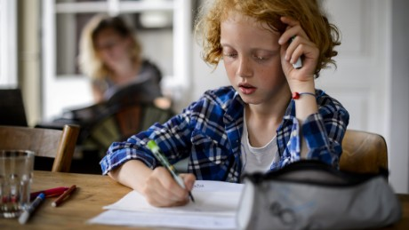 Study finds students have too much homework - AOL