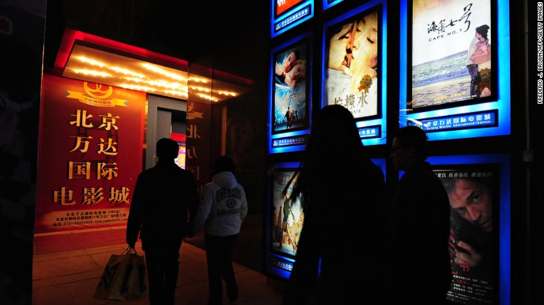 Entertainment industry thriving in China