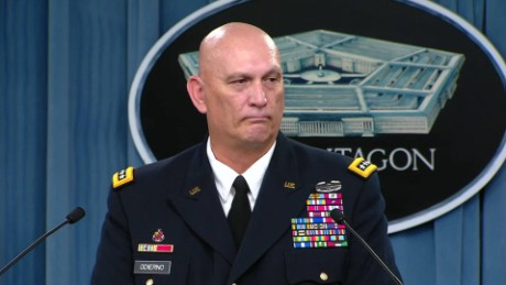 Army Chief of Staff disagrees with Trump on ISIS