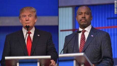 Poll: Trump support surges, Carson follows behind