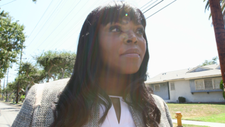 Aja Brown is the youngest mayor in the city's history.  She takes CNNMoney's Vanessa Yurkevich on a tour of her city and talks about how she's fighting gang violence by working with them.