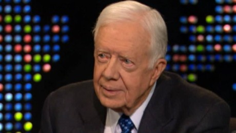 larry king live jimmy carter pancreatic cancer in his family_00000604