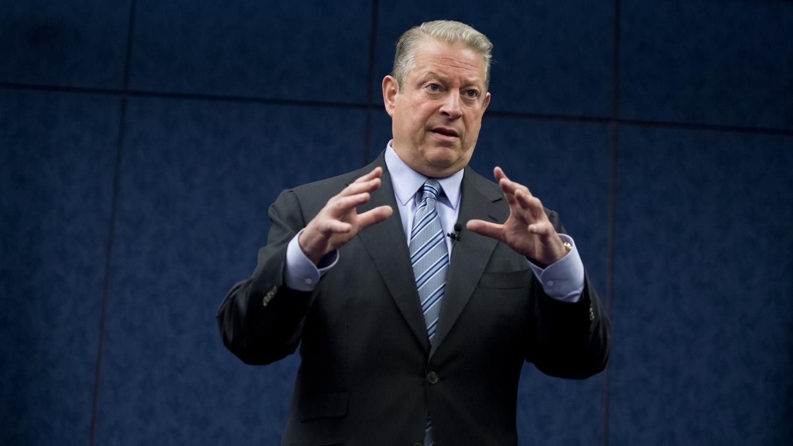 Al Gore: 'I Invented the Internet'