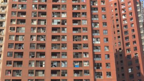 china tianjin explosion witness allen intv_00021529