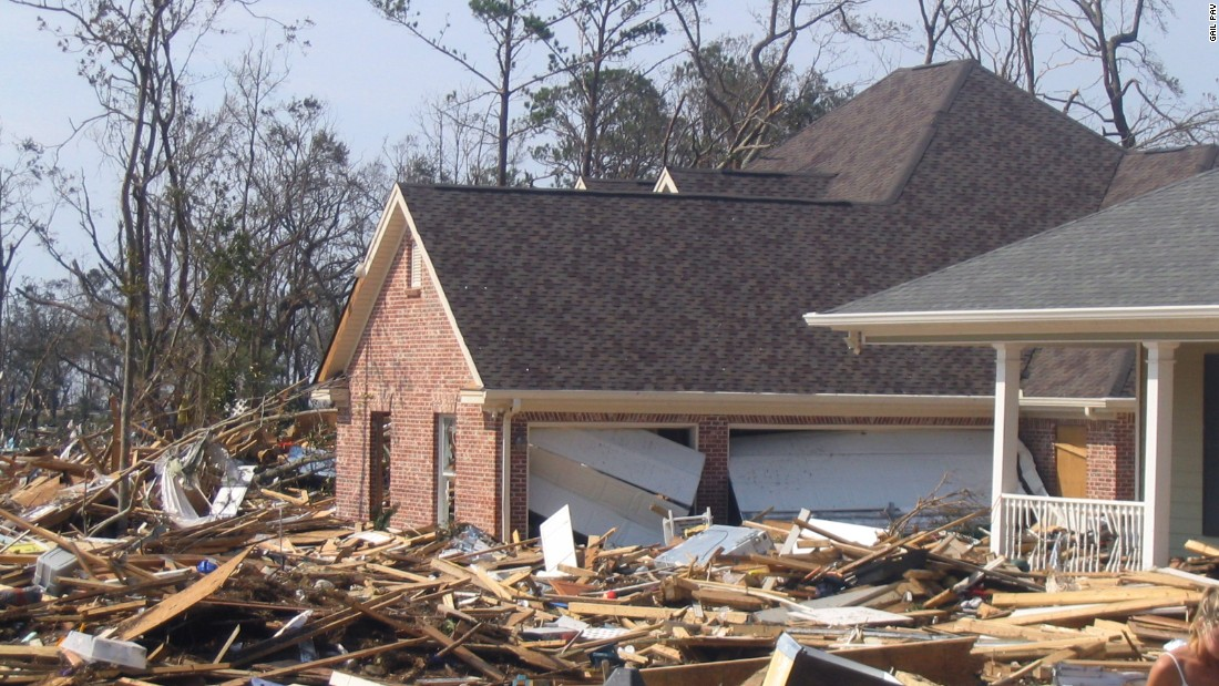 Reflections on katrina for Home builders in south mississippi