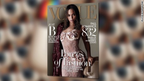 Vogue September Cover Beyonce