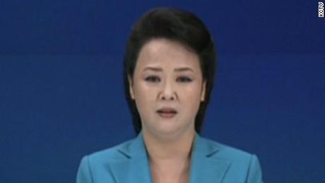 North Korea threatens attack U.S. novak newday_00014105