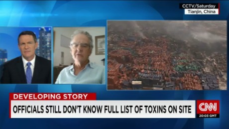 exp Environmental toll of chemical explosion in China_00002001