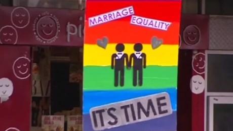 same sex marriage debate articles in California