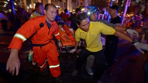 Police: Woman sought in Bangkok bombing probe