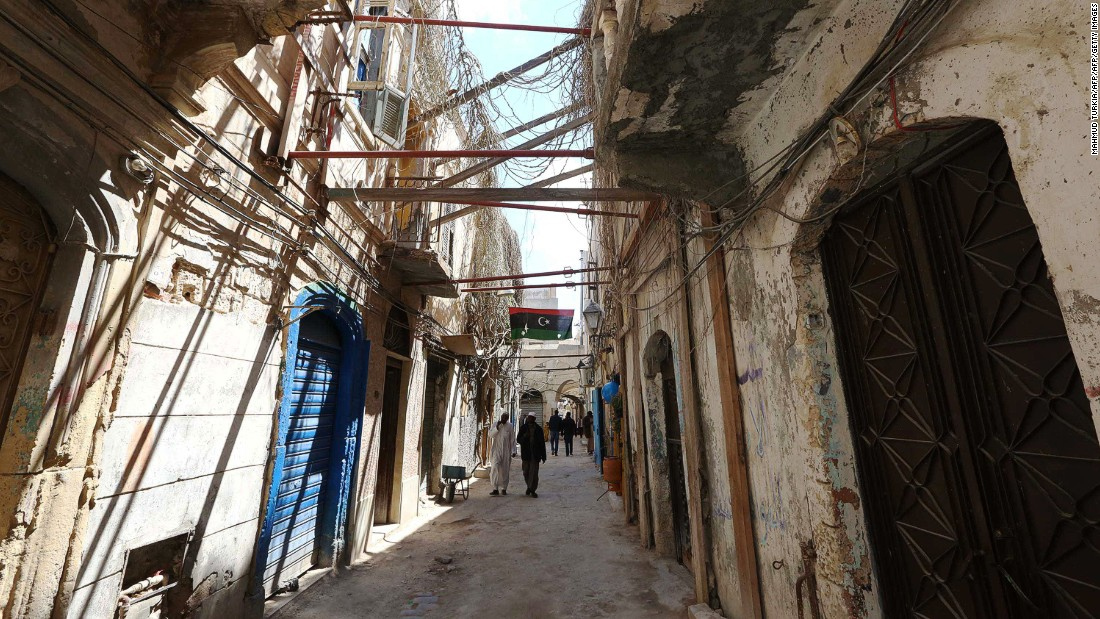 The beautiful alleyways in the Old City of Tripoli didn't help conflict-hit Libya's capital to have a better rating in the survey. With 40 points out of 100, Tripoli dropped from 132 in 2014 survey to the fifth least livable city in 2015.