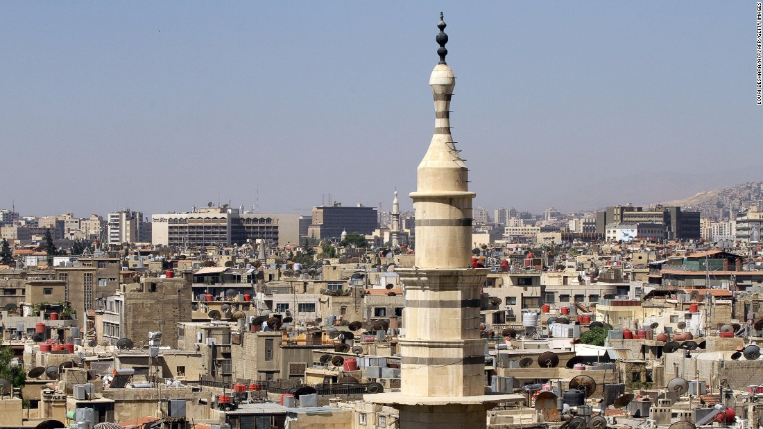 War-torn Syria's capital, Damascus, is not only the least livable city, it also recorded the biggest livability score decline in the last five years -- a whopping 27-point-decrease.