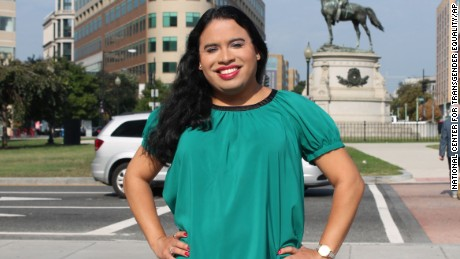 White House hires first transgender staffer