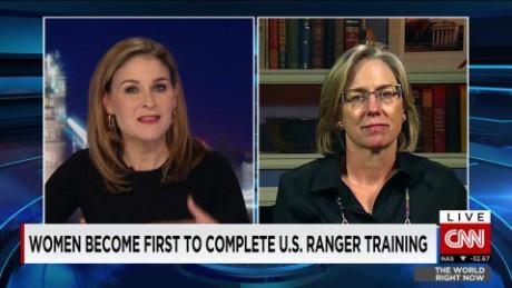 First Women Soldiers Complete U.S. Ranger Training