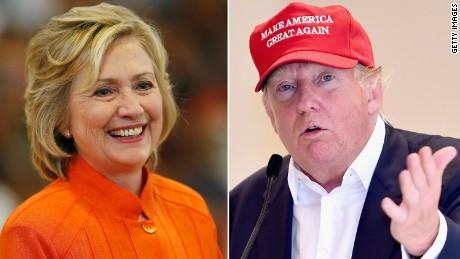 Trump uses vulgar term to attack Clinton