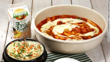 Be warned: Ddeokbokki can lure you into a false sense of security.