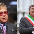 Elton John Venice Mayor