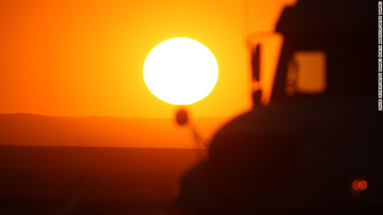 Why July was the hottest month ever