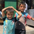 Syria Children Pleitgen