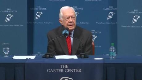 President Jimmy Carter Israel Iran Hostage Crisis AR ORIGWX_00000000.jpg