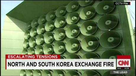 North Korea fires on South Korea Will Ripley Lead Live_00001920
