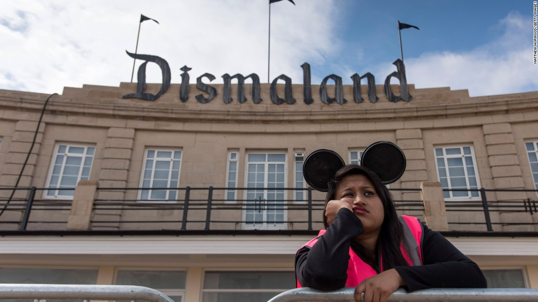 150820175214-banksy-dismaland-super-169 - Welcome to Dismaland - Weird and Extreme