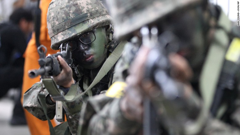 Source: U.S. was prepared to defend South Korea