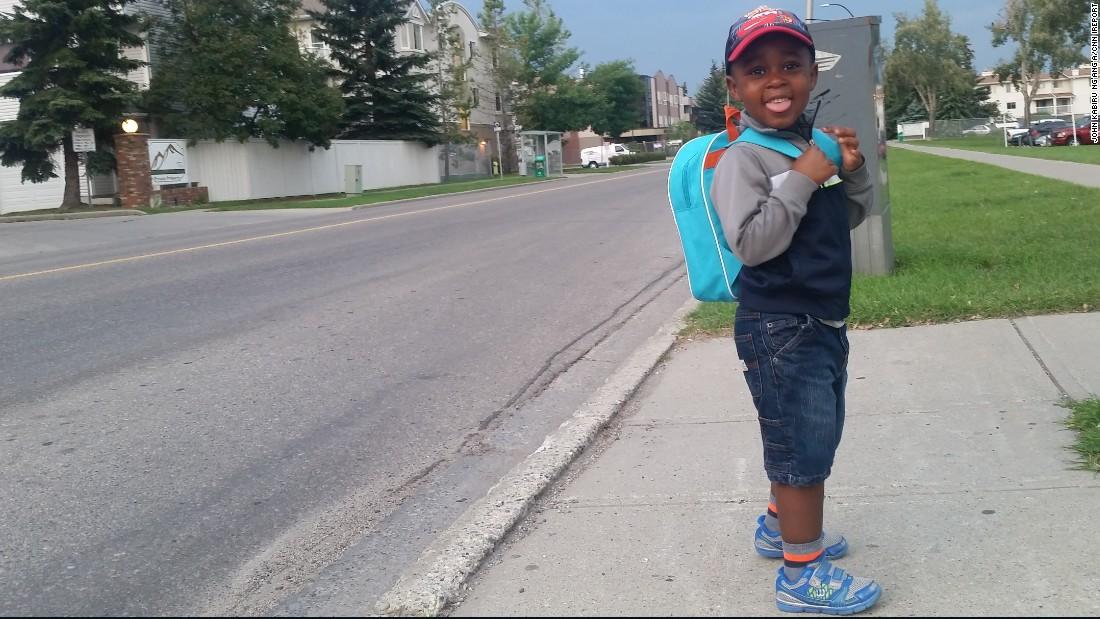 Backpack 8848 Bana: Little Kids Love Their Backpacks