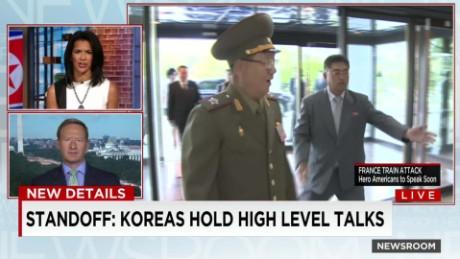 exp Koreas Hold High Level Talks_00002001