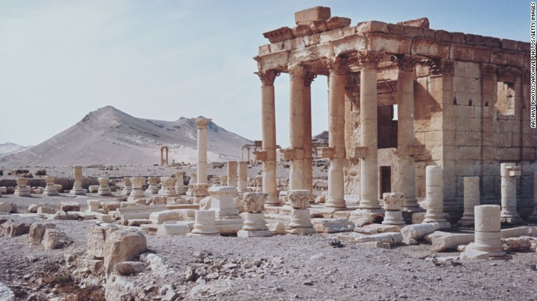 ISIS continues to destroy Syria's past