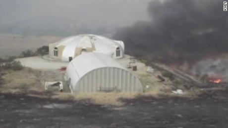 Fire survivor cement dome dnt _00005703