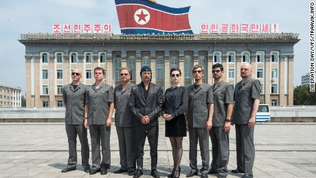 Slovenian rock band Laibach travels to North Korea. It is one of the first western groups to ever play in North Korea.