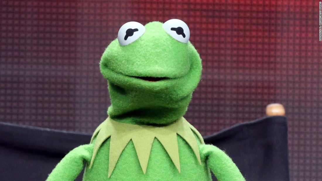 "Kermit the Frog is back with the gang in a reboot of ""The Muppets."""