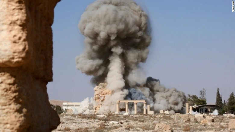 FBI tells art dealers to watch for antiquities looted by ISIS