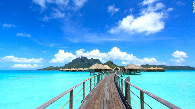 "Nothing says ""my vacation is way more awesome than yours"" quite like an Instagram photo posted from the Four Seasons Bora Bora."