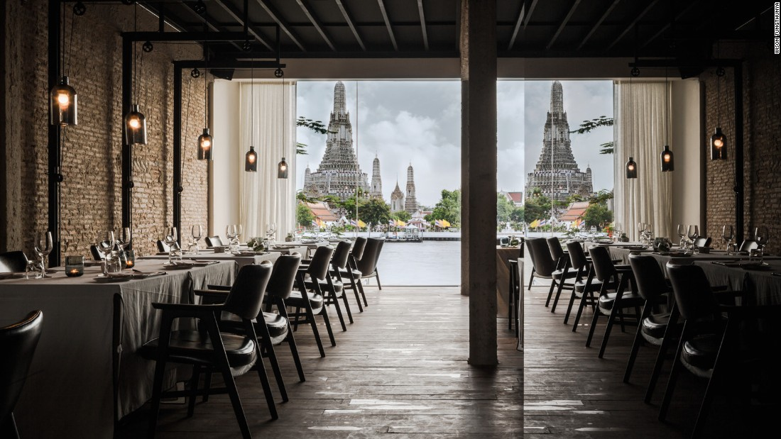 The most beautiful restaurants in world have been