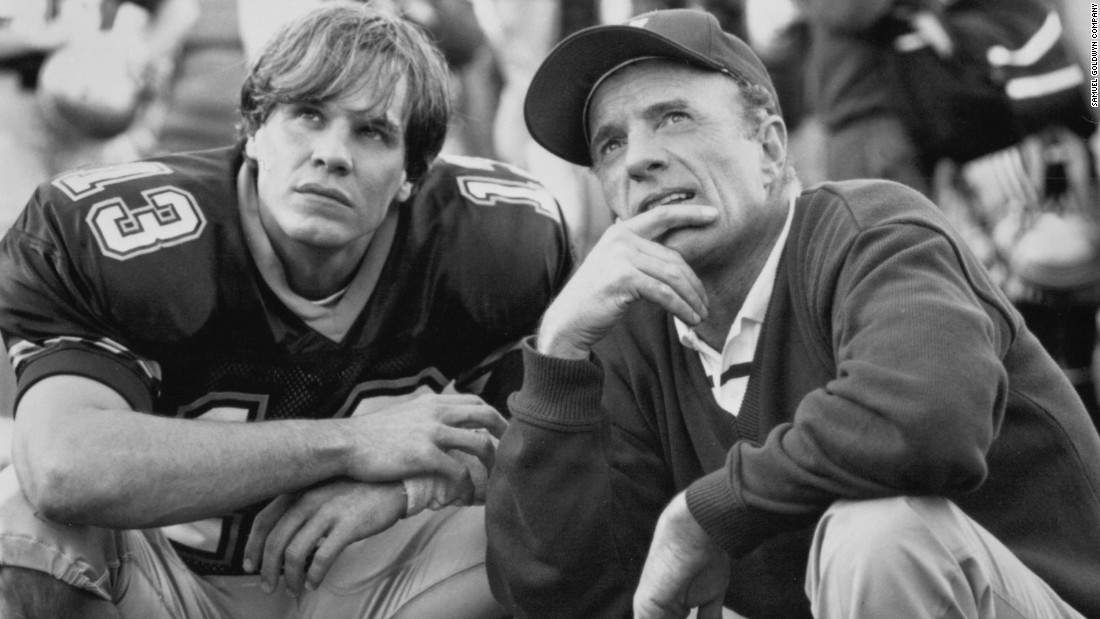 "The 1993 flick ""The Program"" follows a college team whose players are dealing with a range of issues, including extreme stress and drug abuse."