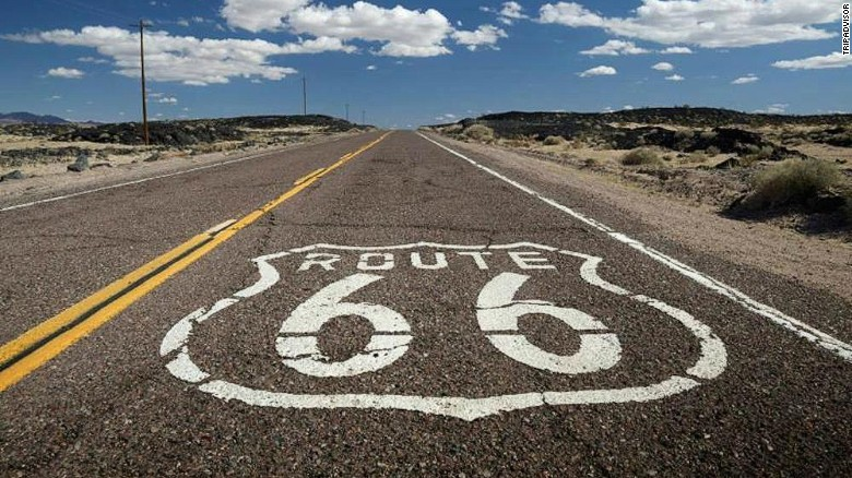 "Route 66 has been called ""the most famous highway in the world,"" and it remains the ultimate road trip. More than 2,000 of Route 66's original 2,448 connected miles can still be driven."