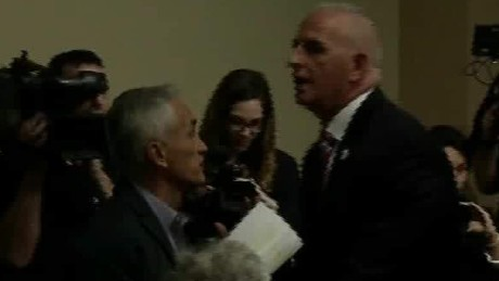 jorge ramos univision anchor escorted out trump media avail live tsr _00003630